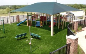 playground artificial turf diy kid safe