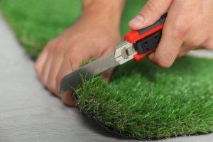 atlanta installing grass